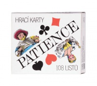 Karty Patience 1617