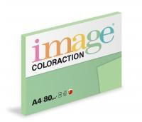 Coloraction A4/100ks  80g zelená pastelo